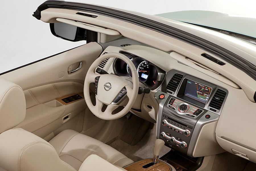 Nissan Murano CrossCabriolet Sport Utility Models Price Specs