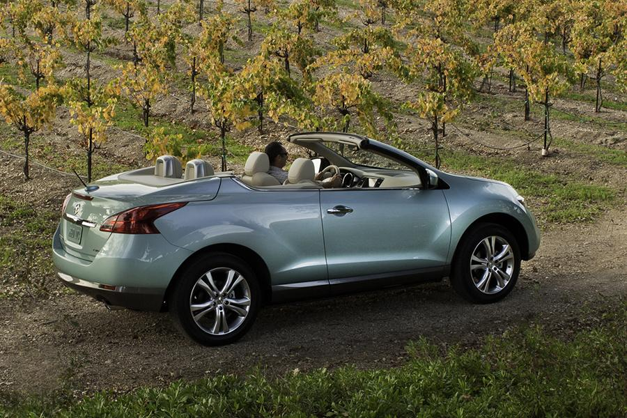 2014 nissan murano crosscabriolet reviews specs and prices. Black Bedroom Furniture Sets. Home Design Ideas