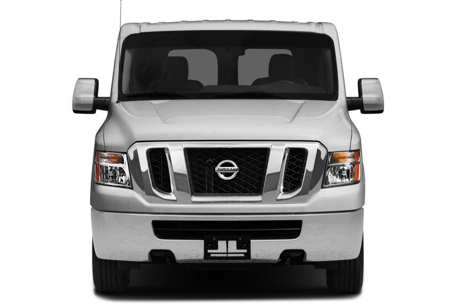 2014 Nissan NV Cargo NV3500 HD Photo 3 of 11