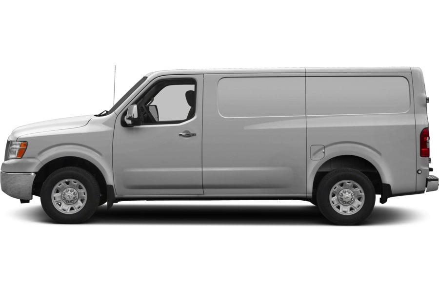 2014 Nissan NV Cargo NV3500 HD Photo 2 of 11