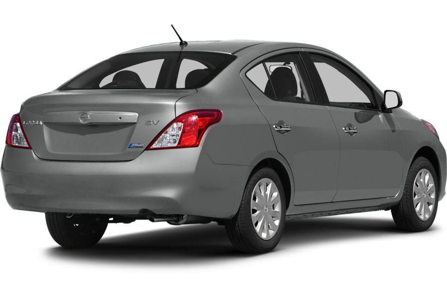2014 Nissan Versa Overview Cars Com
