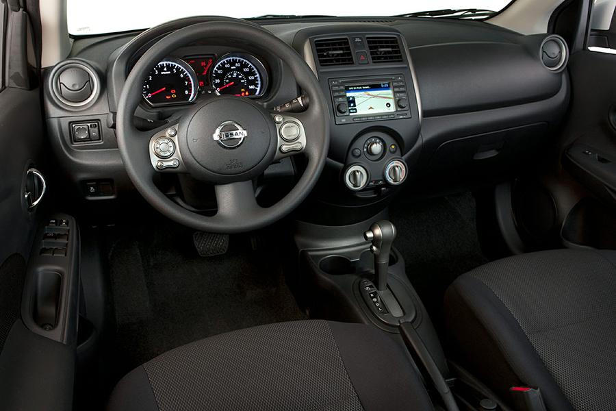 2014 Nissan Versa Interior Images Galleries With A Bite
