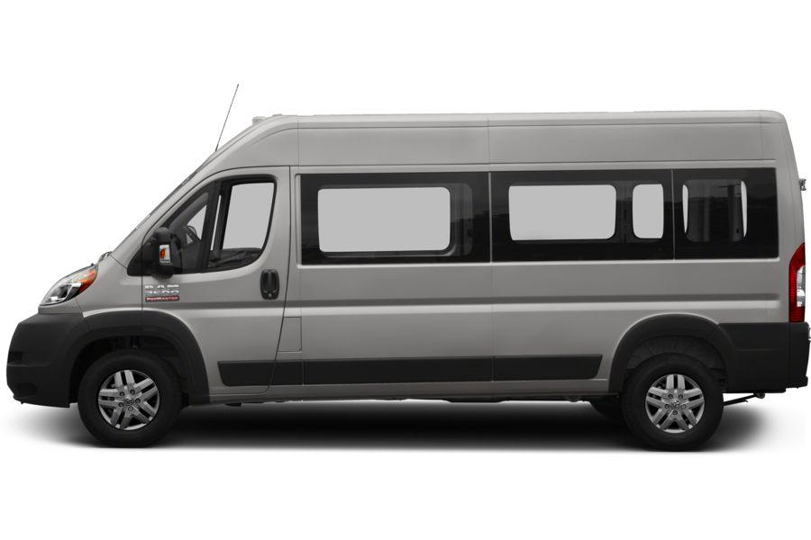 2014 RAM ProMaster 2500 Window Van Photo 2 of 12