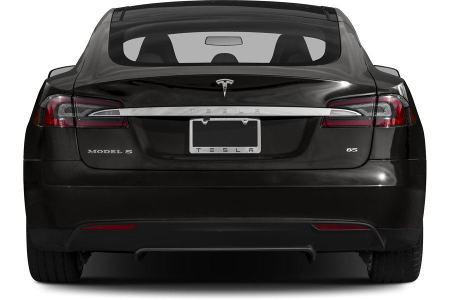2014 Tesla Model S Photo 3 of 18