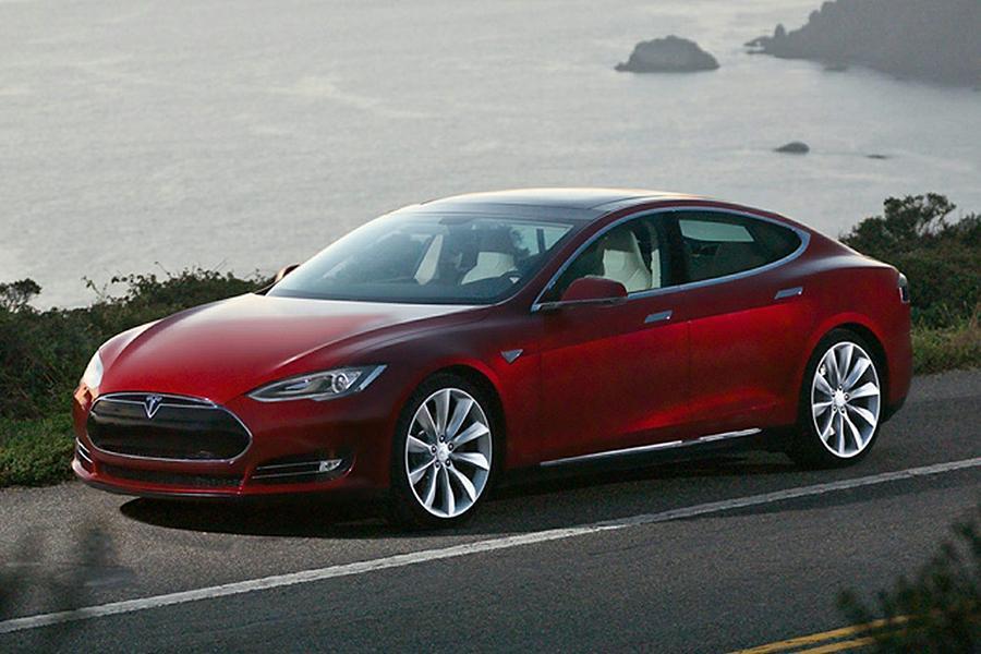 2014 Tesla Model S Photo 1 of 18