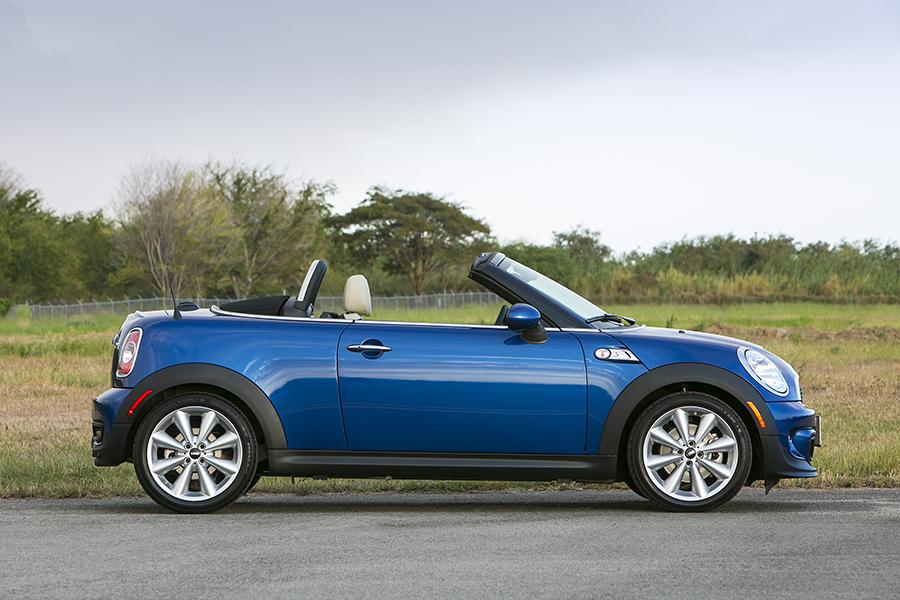 2014 MINI Roadster Photo 5 of 15
