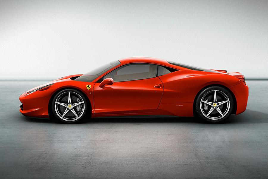 Ferrari 458 Italia Coupe Models Price Specs Reviews  Carscom