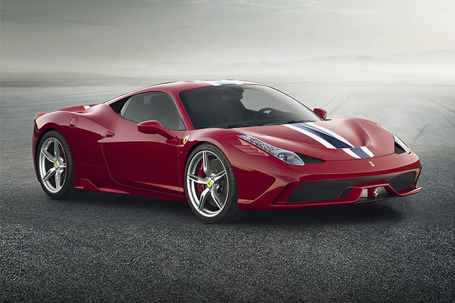 2015 Ferrari 458 Speciale >> 2015 Ferrari 458 Speciale Overview Cars Com
