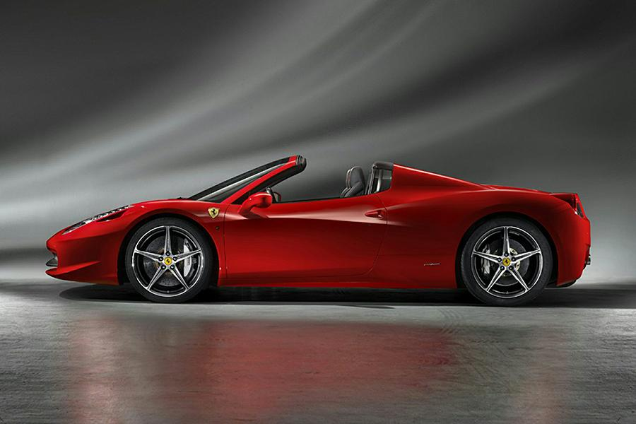 Image result for Ferrari 458 Spider