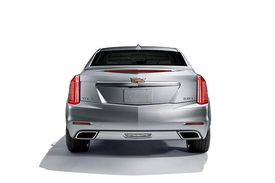 2015 Cadillac CTS Photo 4 of 26