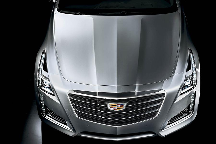 2015 Cadillac CTS Photo 3 of 26