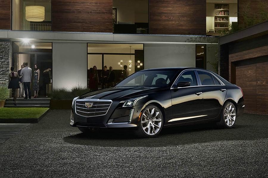 2015 Cadillac CTS Photo 1 of 26