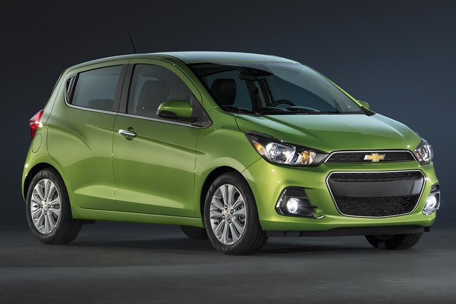 2016 Chevrolet Spark Photo 1 of 8