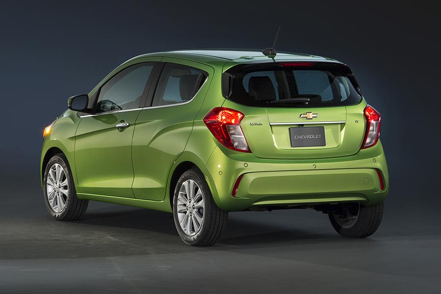 2016 Chevrolet Spark Photo 3 of 8