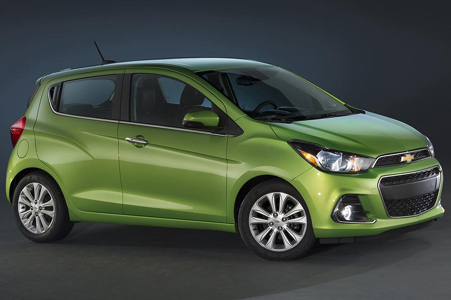 2016 Chevrolet Spark Photo 2 of 8