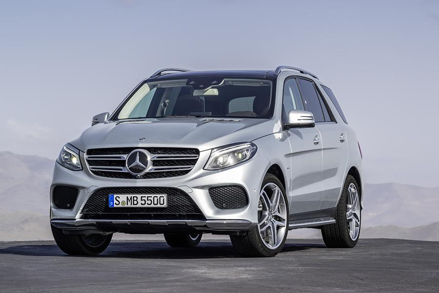 2016 Mercedes-Benz GLE-Class Photo 1 of 14