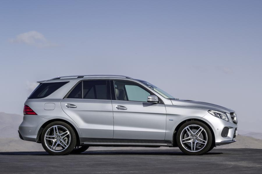 2016 Mercedes-Benz GLE-Class Photo 3 of 14