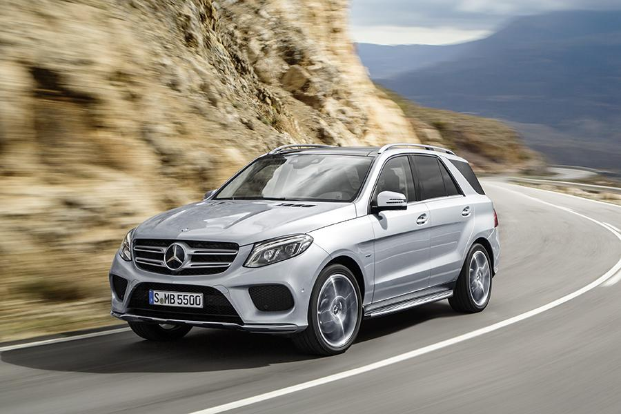 2016 Mercedes-Benz GLE-Class Photo 4 of 14