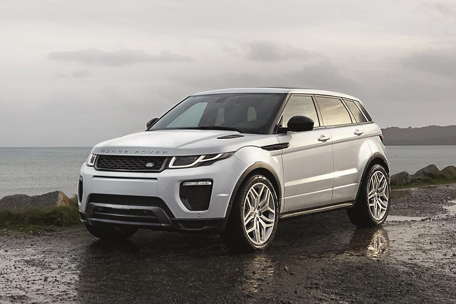 2016 Land Rover Range Rover Evoque Photo 1 of 14