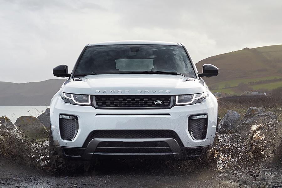 2016 Land Rover Range Rover Evoque Photo 5 of 14