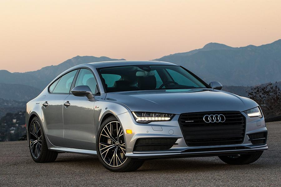 2016 Audi A7 Overview