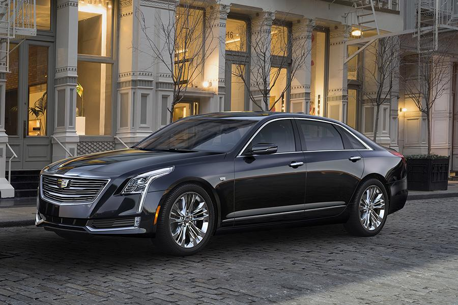 2016 Cadillac CT6 Photo 1 of 11
