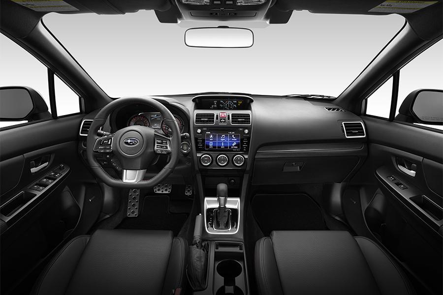 2016 Subaru Wrx Overview Cars Com