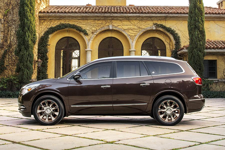 2016 buick enclave overview. Black Bedroom Furniture Sets. Home Design Ideas