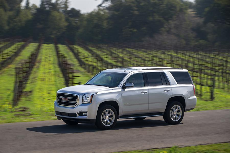 Gmc Yukon Overview Cars Com