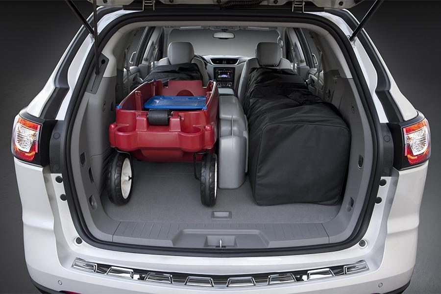 2016 Chevrolet Traverse Specs, Pictures, Trims, Colors ...