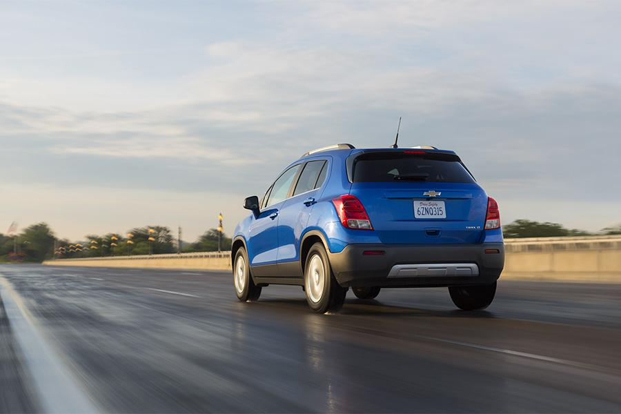 2016 Chevrolet Trax Photo 2 of 20