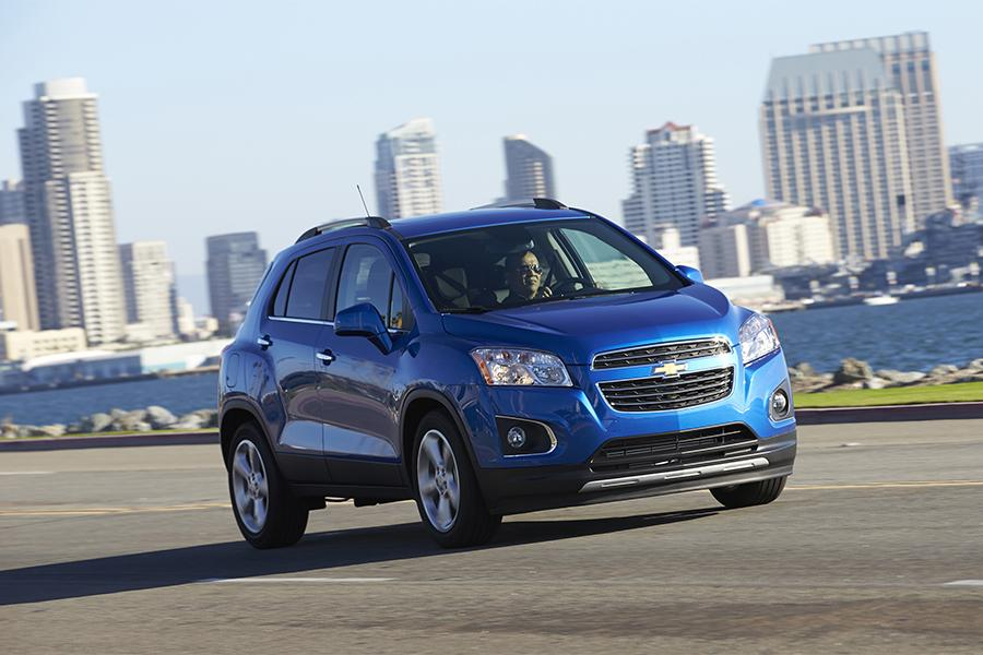 2016 Chevrolet Trax Photo 5 of 20