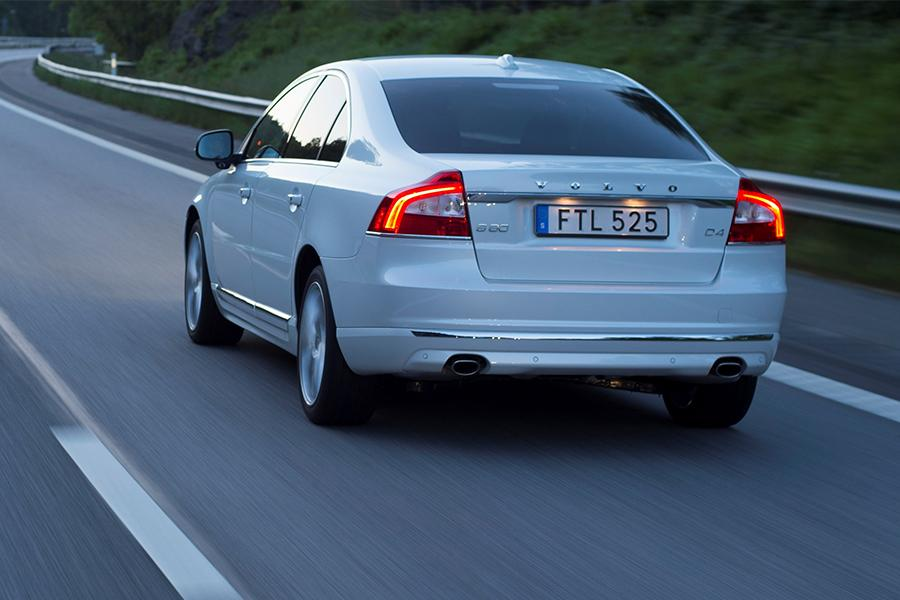 2016 Volvo S80 Overview Cars Com