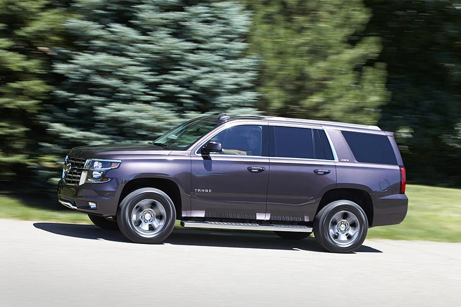 2016 Chevrolet Tahoe Overview Cars Com