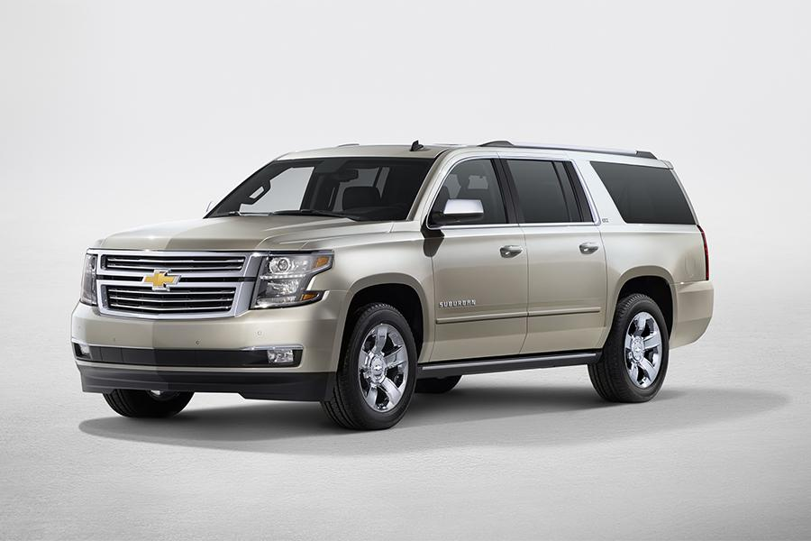 2016 Chevrolet Suburban Photo 1 of 6
