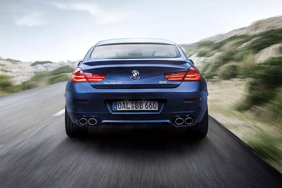 2016 BMW ALPINA B6 Gran Coupe Photo 4 Of 23