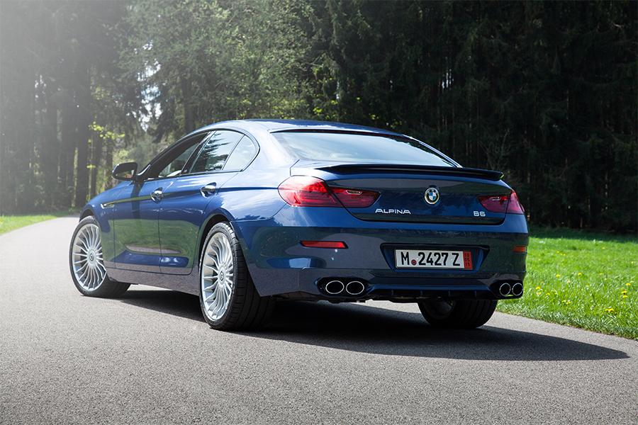 2016 bmw alpina b6 gran coupe reviews specs and prices. Black Bedroom Furniture Sets. Home Design Ideas