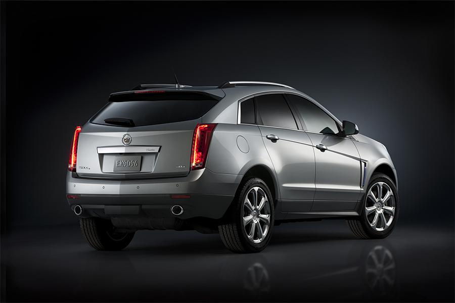 2016 Cadillac SRX Photo 3 of 5