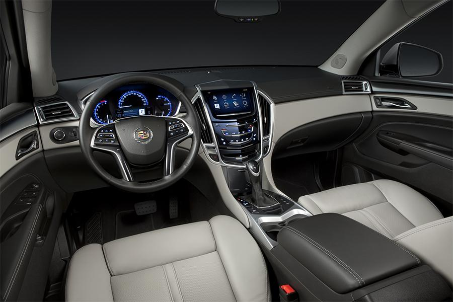 2016 Cadillac SRX Photo 5 of 5