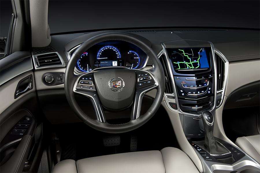 2016 Cadillac Srx Overview Cars Com