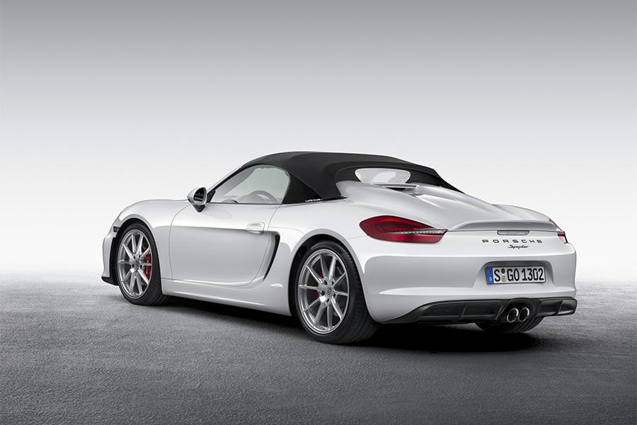 2016 Porsche Boxster Photo 2 of 11