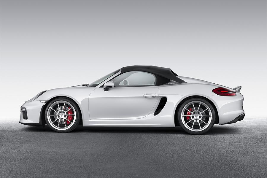 2016 Porsche Boxster Photo 5 of 11