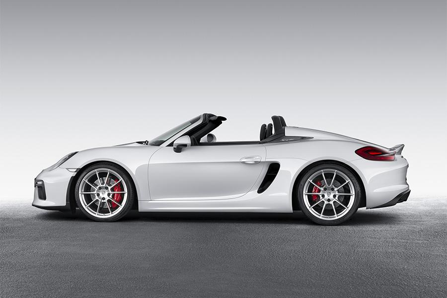 2016 Porsche Boxster Photo 4 of 11