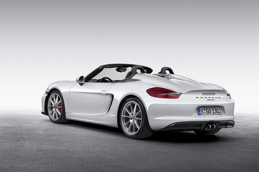 2016 Porsche Boxster Photo 3 of 11