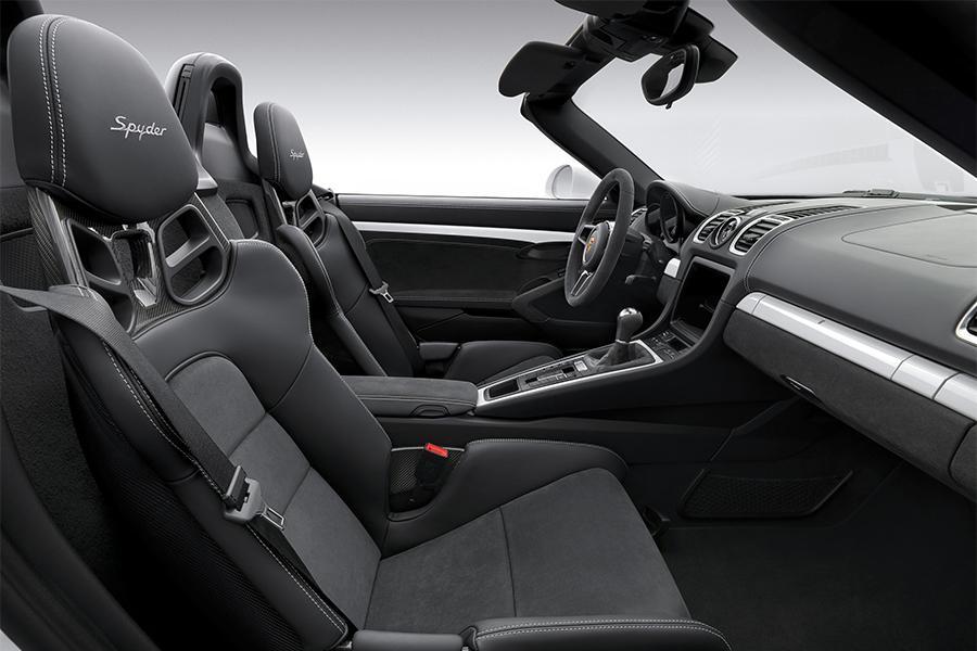 porsche boxster convertible models price specs reviews carscom