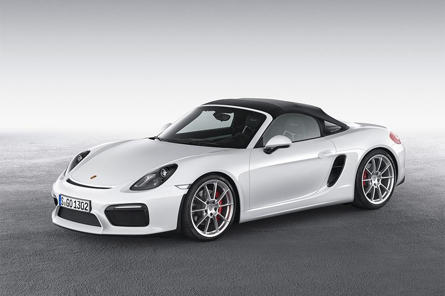 2016 Porsche Boxster Photo 6 of 11