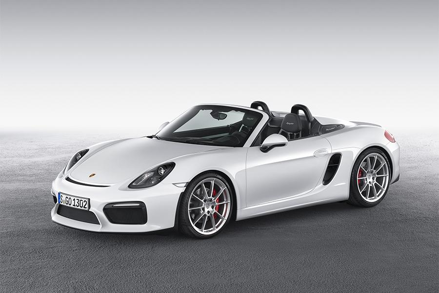 2016 Porsche Boxster Photo 1 of 11