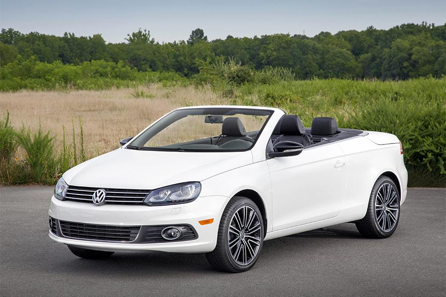 volkswagen eos convertible overview. Black Bedroom Furniture Sets. Home Design Ideas