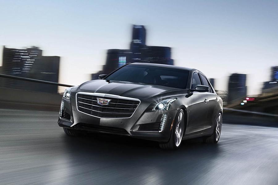 2016 Cadillac CTS Photo 2 of 21