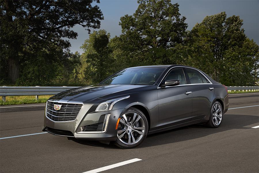 2016 Cadillac CTS Photo 1 of 21